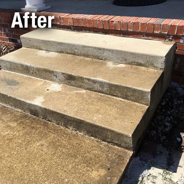 Arbors Of East Atlanta: Concrete Steps Leveling Lexington
